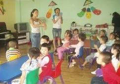 幼儿教师,实习教师